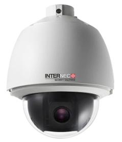 i7-P2013E KAMERA IP INTERNEC SZYBKOOBROTOWA 1.3Mpx / 25kl/s / SD / PTZ / ZOOM x20