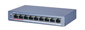 SPE118H SWITCH INTERNEC  / 100Mbps / VLAN / 9 portów / 1 + 8PoE / EXTEND